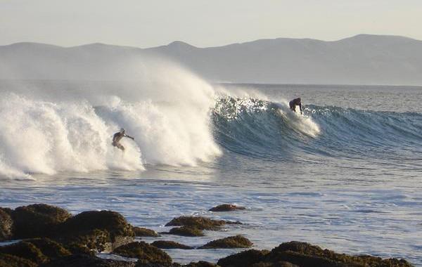 Surfovanie na Novom Zélande, Raglan