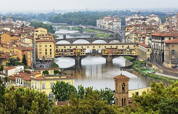 Jazykový kurz Taliančiny, Florencia