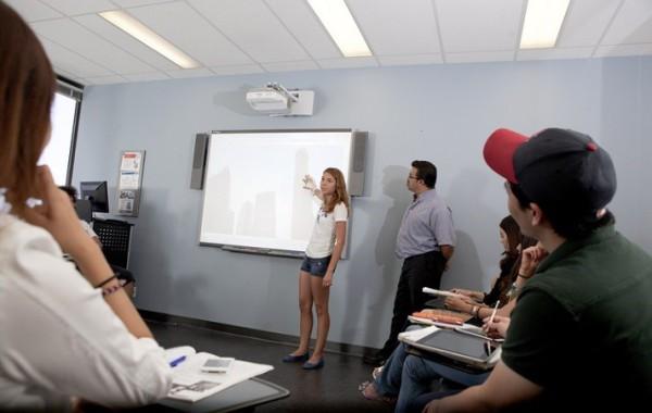 Jazykový kurz 18+, Toronto