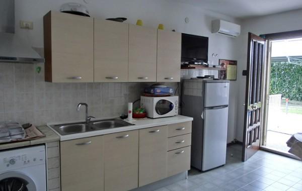 Príklad ubytovania v apartmáne, Eraclea Mare, Taliansko