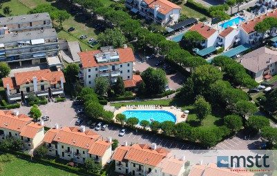 Dovolenkový rezort, Eraclea Mare, Taliansko