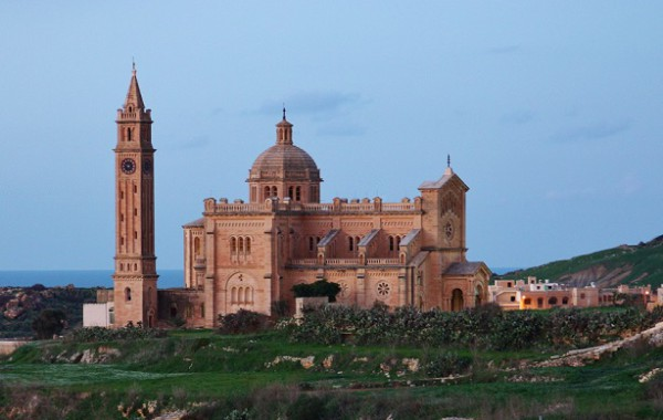 Gozo katedrála
