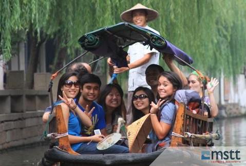 Jazykový kurz Čínštiny, Šanghaj, Čína