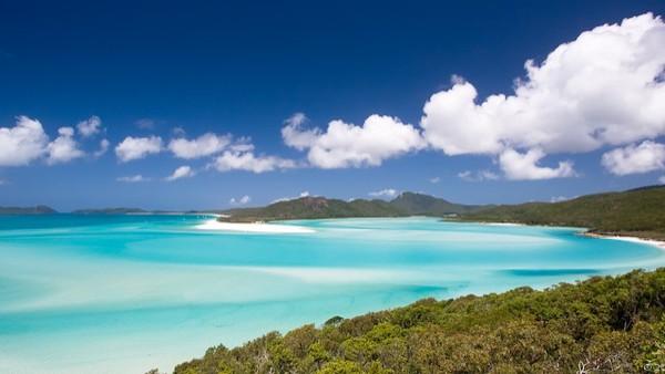Austrálske pobrežie