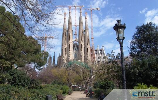 Jazykový kurz španielčiny, Barcelona