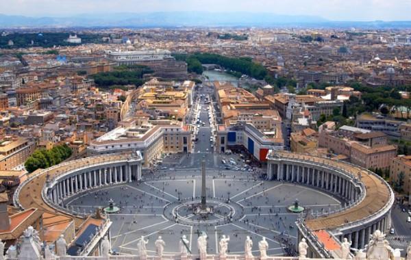 Jazykový kurz, Rím