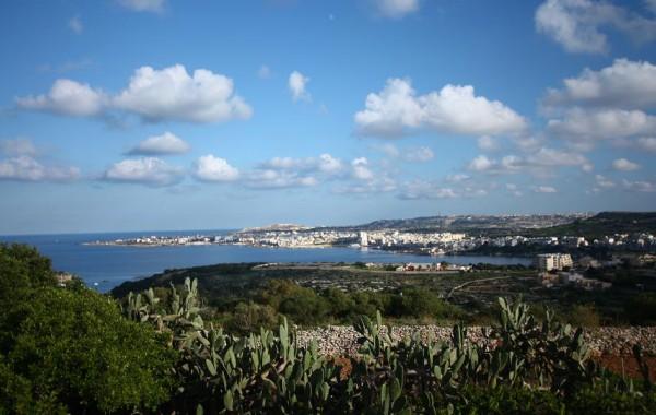 St. Pauls panorama, Malta