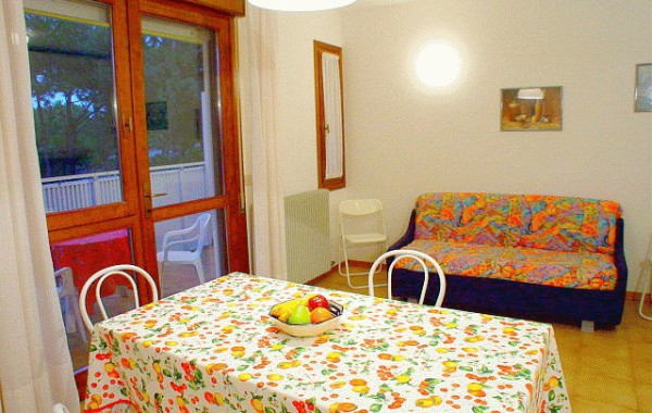 Verdemare apartmány, Lignano Riviera, Taliansko