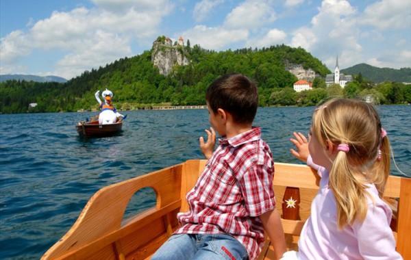 Bled, Jazero Bled, Slovinsko