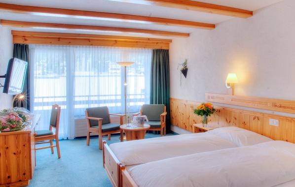 Izba superior- Lenzerheide Alpine Hotel ****, Arosa-Lenzerheide, Švajčiarsko