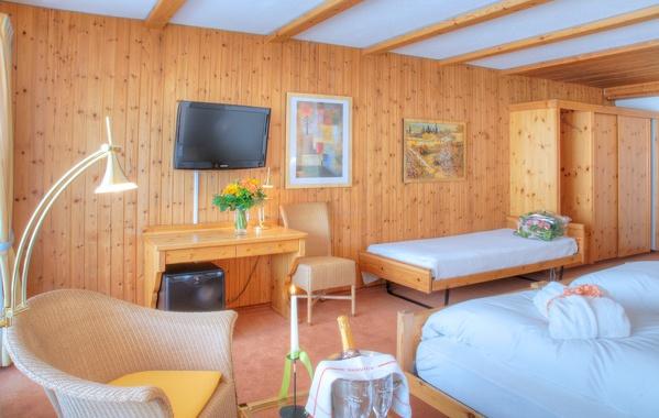 izba Standard - Lenzerheide Alpine Hotel ****, Arosa-Lenzerheide, Švajčiarsko