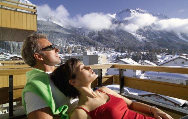 Lenzerheide Alpine Hotel ****, Arosa-Lenzerheide, Švajčiarsko