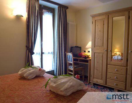 rodinná izba - Marilleva Hotel ****, Folgarida - Marilleva, Taliansko Val di Sole