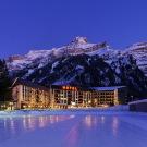 Les Diablerets Hotel **** superior, Švajčiarsko, Lyžovačka s CK m.s.t.t.