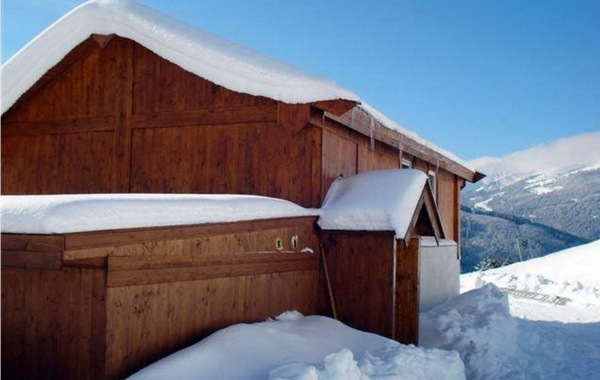 Saalbach-Hinterglem chata na svahu, lyžovačka v Saalbach-Hinterglem s CK m.s.t.t.