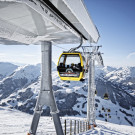 Saalbach Hinterglemm, Lyžovačka v Alpách