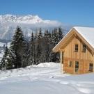 Dachsteinblick Chatky, Galsterberg, Schladming-Dachstein, Lyžovačka v Alpách s rodinou