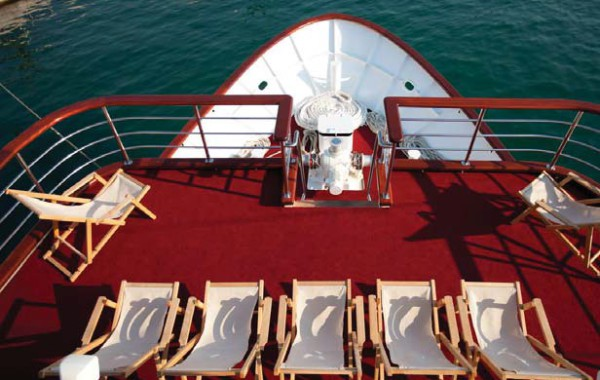 Plavba loďou po Jadranskom mori, Chorvátsko