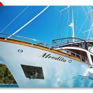 Výlet loďou, objavte krásy Chorvátskeho pobrežia