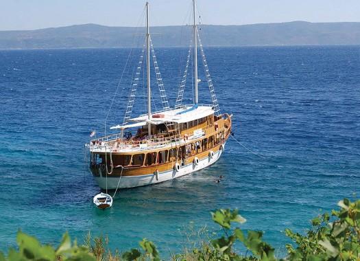 Plavba ostrovmi Kvarneru, Kornati a severná Dalmácia