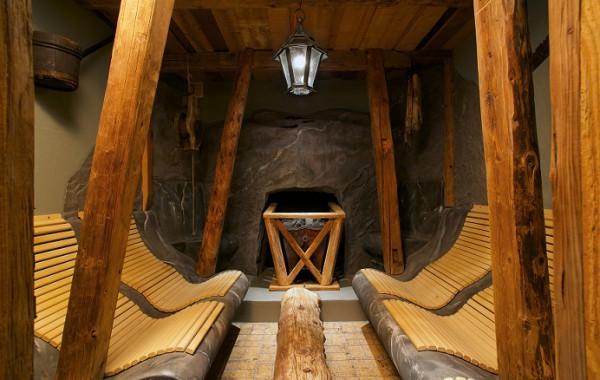 Wärmestollen - Heat mine gallery 2