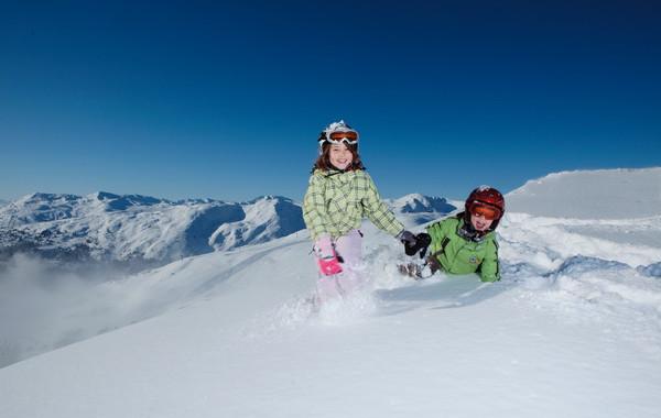 ZA_Kids im Schnee