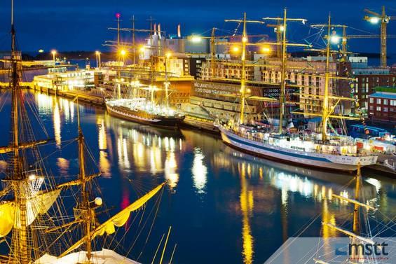 Tall Ships Races, 2013, Helsinki. Kuva: Lauri Rotko/Helsingin kaupunki