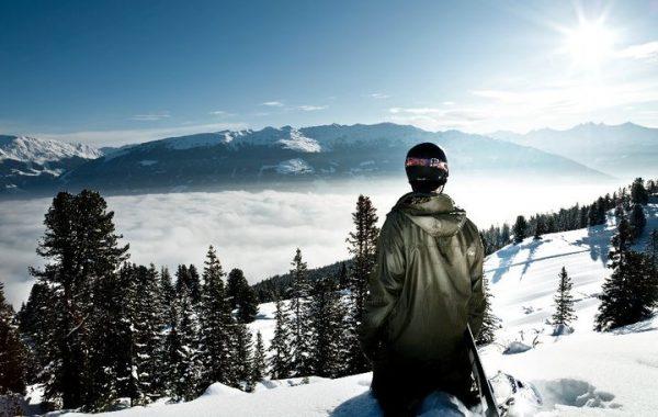 Hochzillertal Snowboard