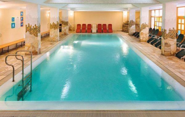 Hotel **** Planja, bazén