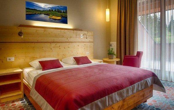 Dvojlôžková izba, Hotel Natura ****