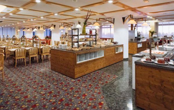 Reštaurácia hotel Rogla ***