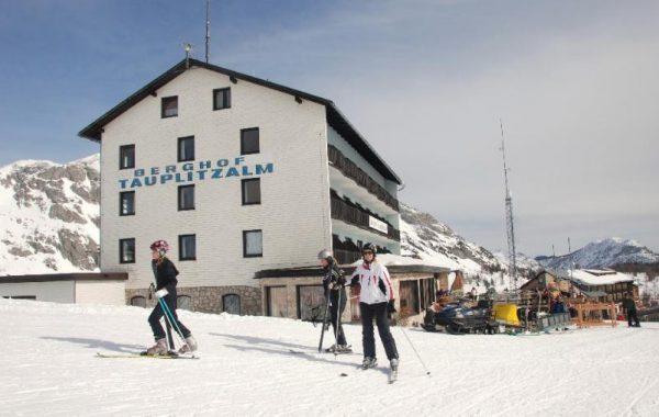 Berghof Tauplitzalm, Tauplitz