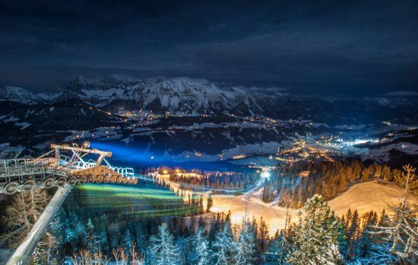 Schladming-Dachstein lyžovačka