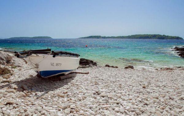 korcula boat
